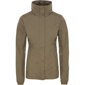 The North Face Resolve II Jas Dames olijf
